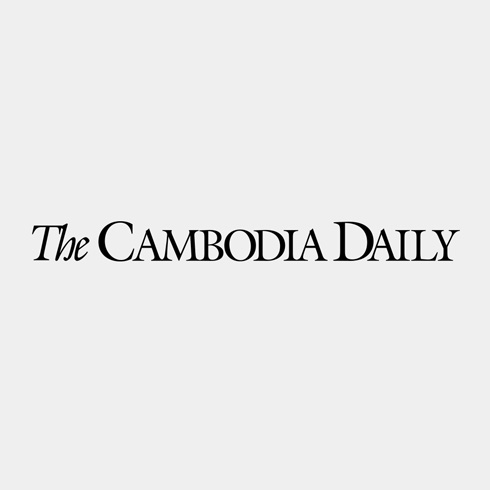 The Cambodia Daily - Font